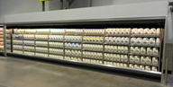 RRIM Roll In Dairy Merchandiser