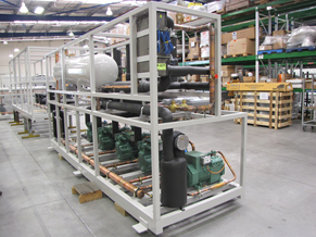 Parallel Rack Refrigeration Systems